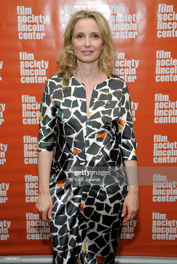 """The Film Society Of Lincoln Center Presents A Screening Of """"2 Days In New York"""" : ニュース写真"""