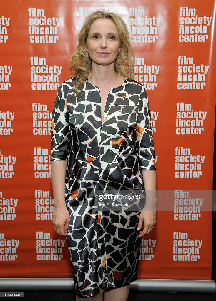 "The Film Society Of Lincoln Center Presents A Screening Of ""2 Days In New York"" : Foto di attualità"