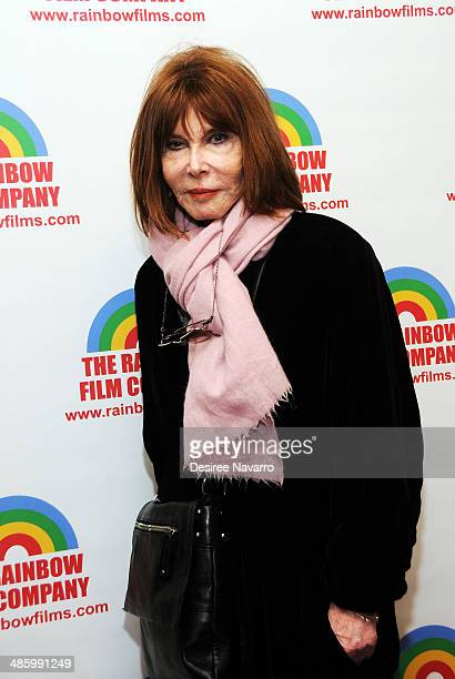 Actress/director Lee Grant attends The M Word premiere at Florence Gould Hall on April 21 2014 in New York City