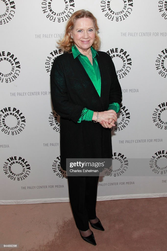 Actress/director Liv Ullmann Takes On A Streetcar Named Desire and the premiere of 'The Sealed Orders of Liv Ullmann' at The Paley Center for Media on December 14, 2009 in New York City.