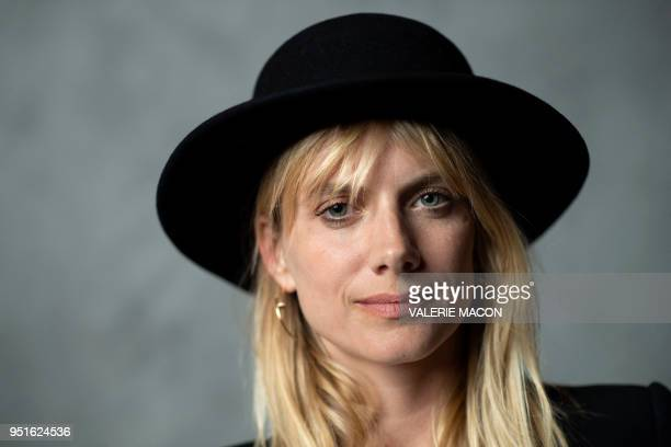 Actress/director Melanie Laurent poses during the Colcoa French Film Festival Day 4 at the Directors Guild of America on April 26 2018 in West...