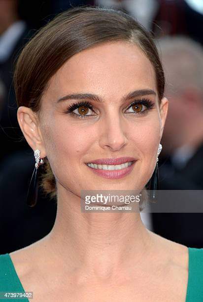 Actress/director Natalie Portman attends the Premiere of 'Sicario' during the 68th annual Cannes Film Festival on May 19 2015 in Cannes France