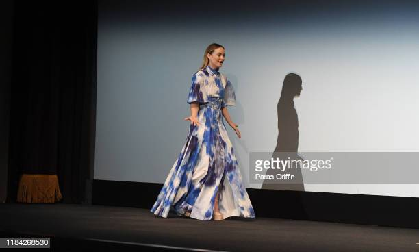 Actress/director Olivia Wilde arrives onstage to accept the Rising Star Director Award during 22nd SCAD Savannah Film Festival on October 29, 2019 at...