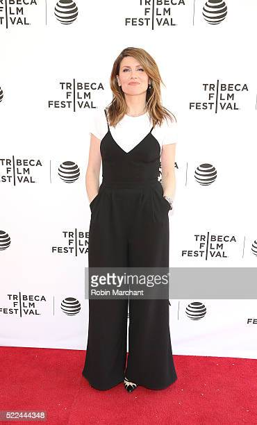 Actress/director Sharon Horgan attends Tribeca Tune In Catastrophe at SVA Theatre 2 on April 19 2016 in New York City