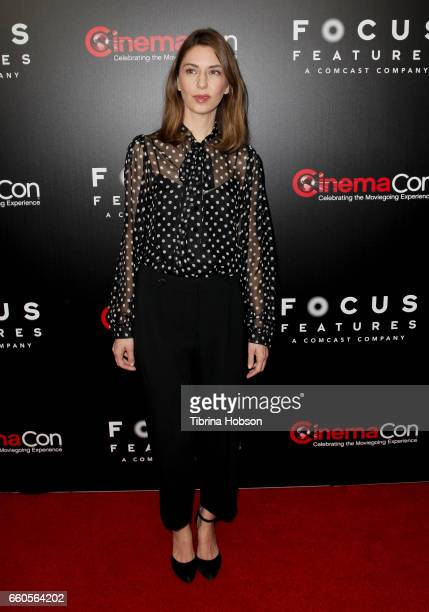 Actress/director Sofia Coppola attends Focus Features luncheon and studio program celebrating 15 Years during CinemaCon 2017 at Caesars Palaceon...