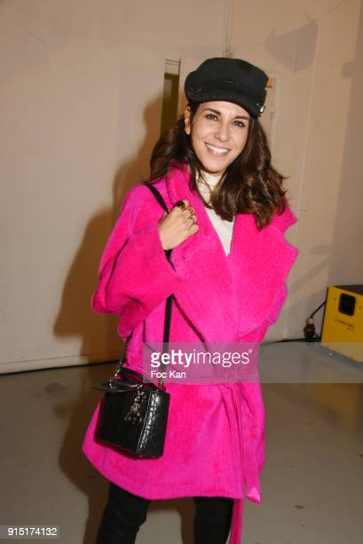 Actress/director/screenwriter Reem Kherici attends the 'Fetons 100 Ans De Liberte' Les 100 Ans De La Petite Culotte at Palais de on February 6 2018...
