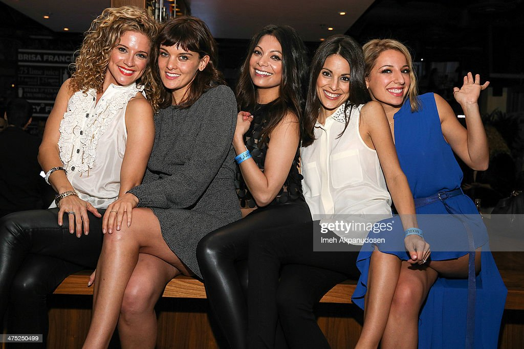 Actresses Alexis Carra Frankie Shaw Ginger Gonzaga Kate Simses News Photo Getty Images