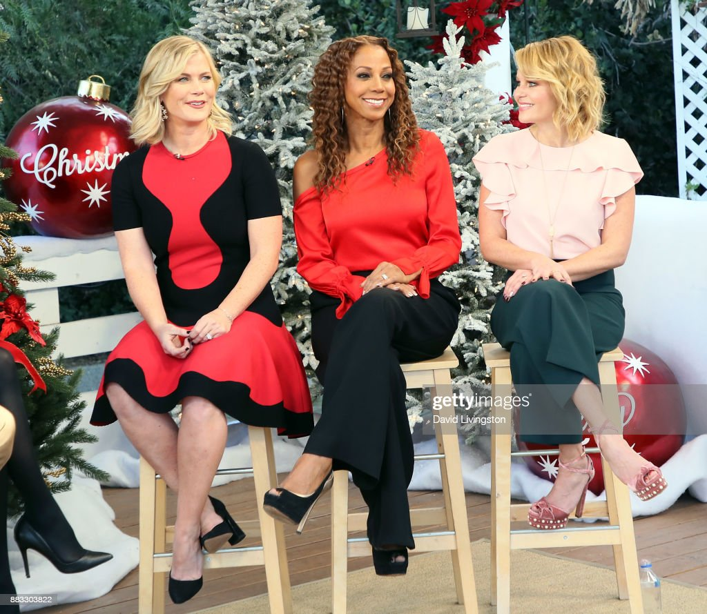 Alison Sweeney Family Pictures actresses alison sweeney, holly robinson peete and candace