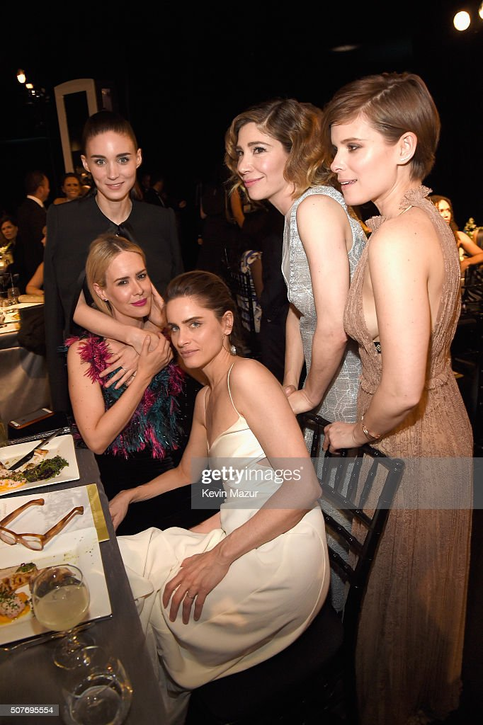 The 22nd Annual Screen Actors Guild Awards - Backstage and Audience : News Photo