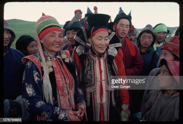 Actresses and Actors in Mongolian Film