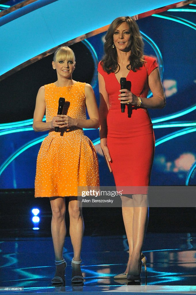 The 41st Annual People's Choice Awards - Show : News Photo