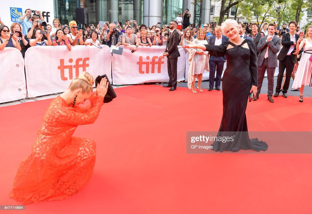 "2017 Toronto International Film Festival - ""The Wife"" Premiere - Red Carpet : News Photo"