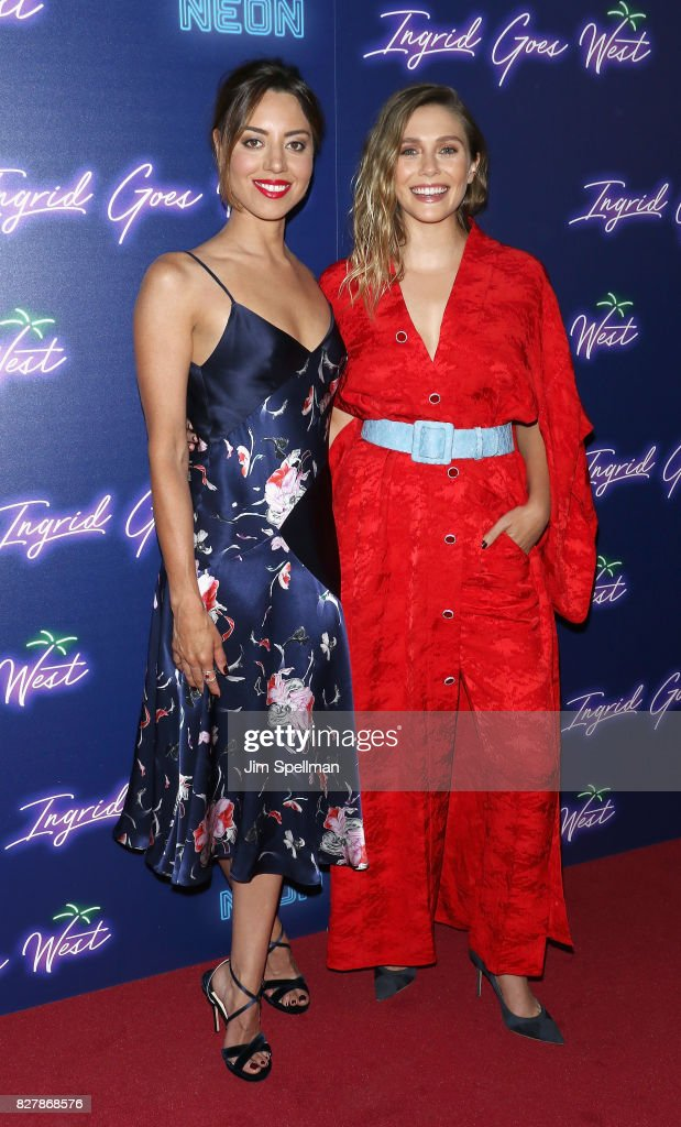 "Neon Hosts The New York Premiere Of ""Ingrid Goes West"" - Arrivals : Foto jornalística"