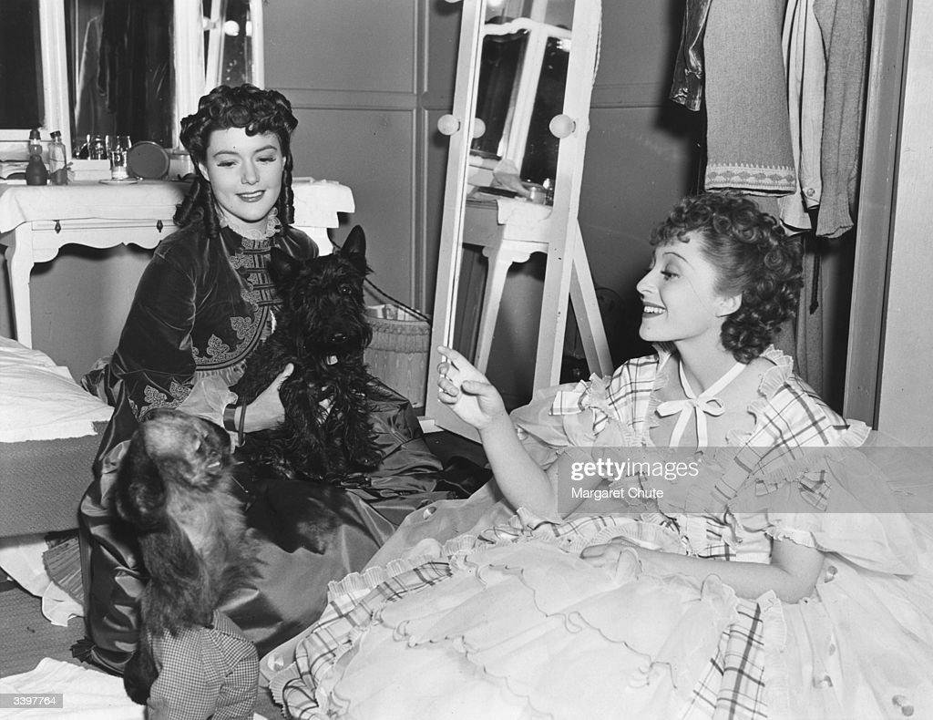 Edna Lawrence,Chris Makepeace Sex clip Inez Clough,Dorothy McGowan