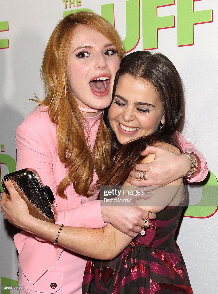 "Special Los Angeles Fan Screening Of ""THE DUFF"" : News Photo"