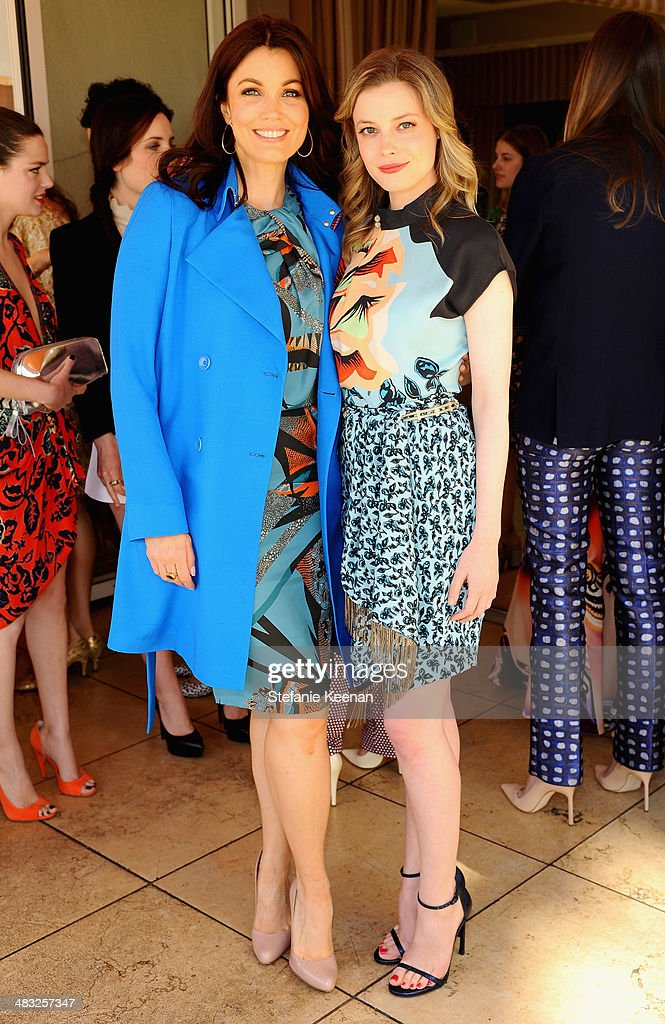 Vogue Lunch In Celebration Of The Etro Spring Collection Hosted By Sally Singer