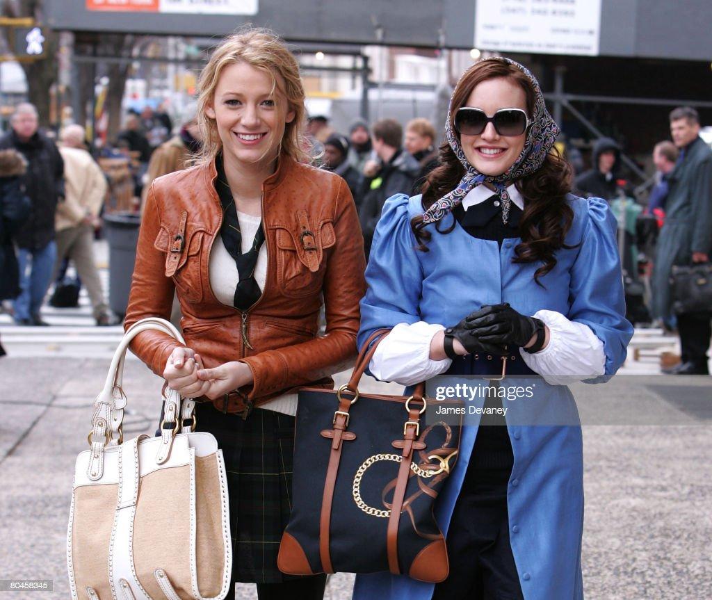 Celebrity Sightings in New York - March 14, 2008 : Nachrichtenfoto