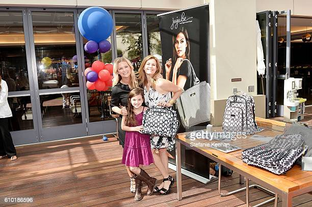 Actresses Christie Lynn Smith and Addy Ryder Fortson attend Step2 Favoredby Present The 5th Annual Red Carpet Safety Awareness Event on September 24...