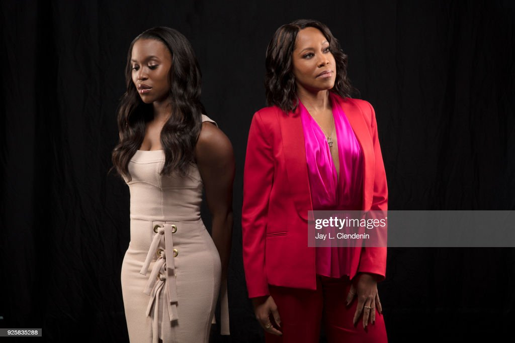 Clare-Hope Ashitey and Regina King, Los Angeles Times, February 23, 2018