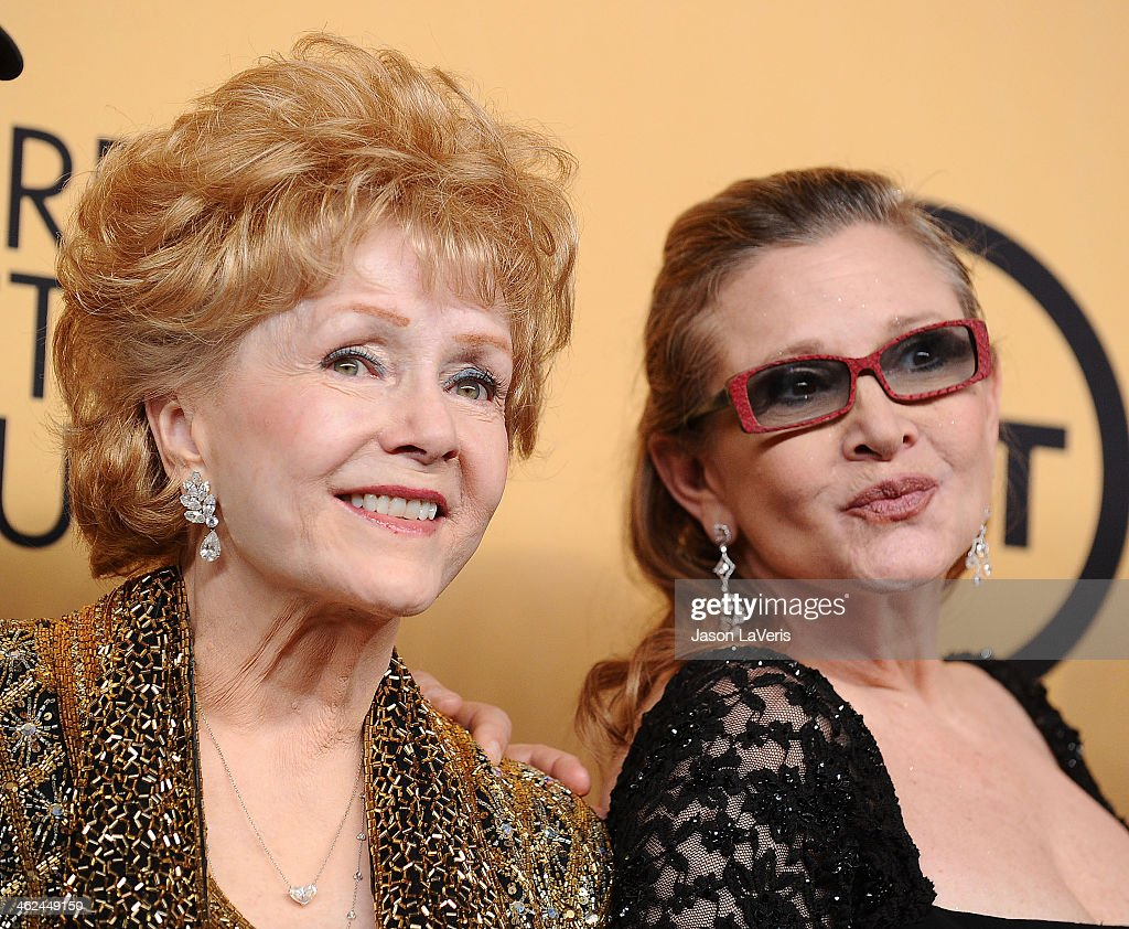 21st Annual Screen Actors Guild Awards - Press Room : News Photo