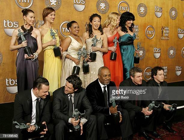 46 Greys Anatomy Press Conference With Ellen Pompeo Patrick Dempsey