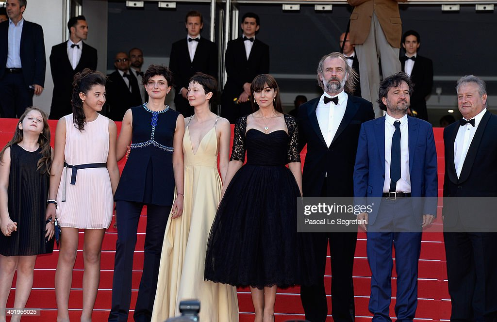 """La Meraviglie"" Premiere - The 67th Annual Cannes Film Festival : News Photo"