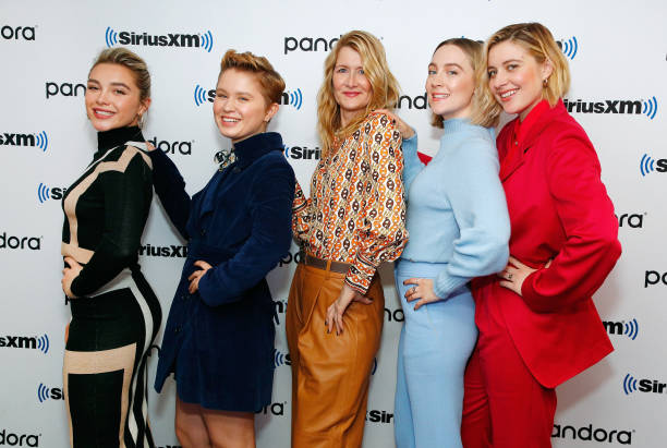 NY: SiriusXM's Town Hall With The Cast Of Little Women Hosted By SiriusXM's Jess Cagle