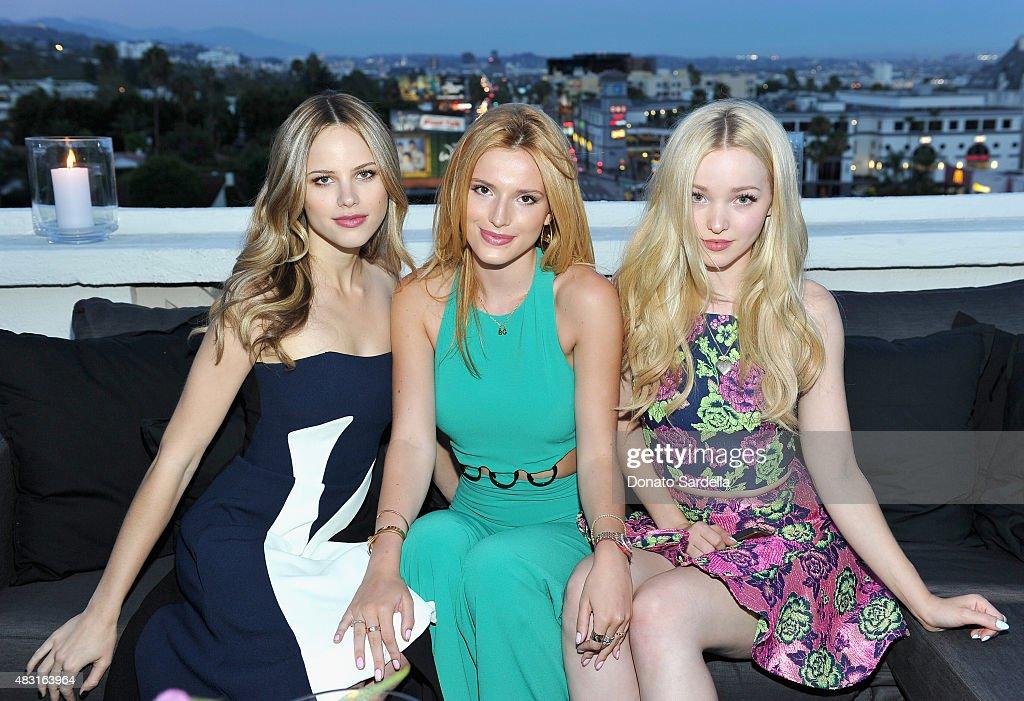 Teen Vogue x Simon Host Style Dinner To Kick-Off Back-To-School Saturdays : News Photo