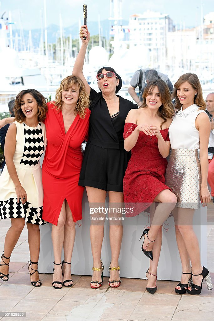 """Julieta"" - Photocall  - The 69th Annual Cannes Film Festival"