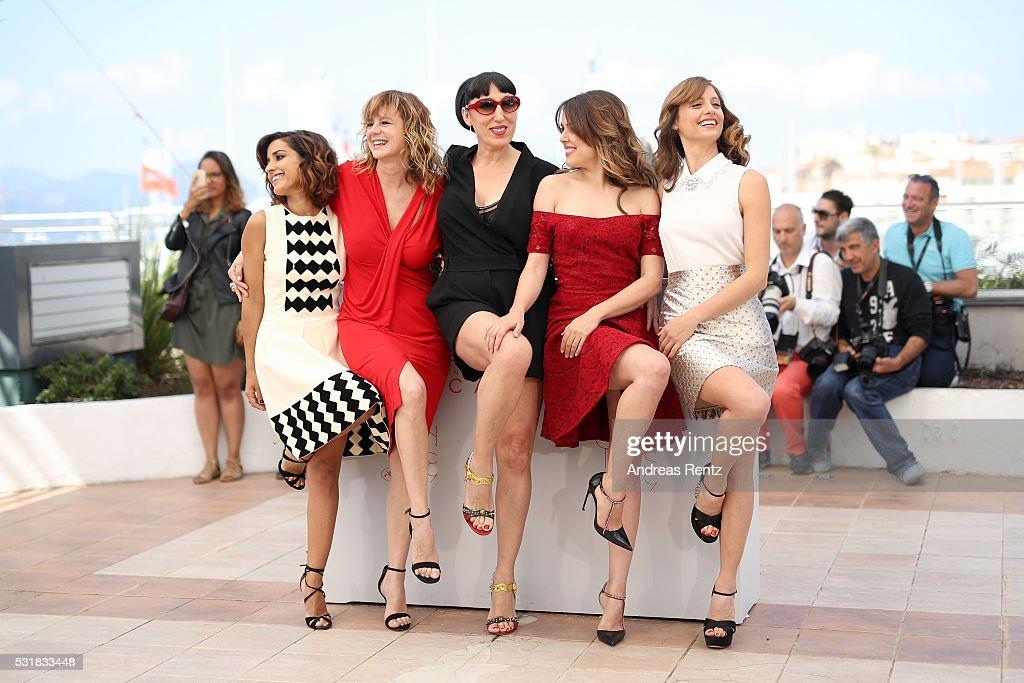 'Julieta' Photocall - The 69th Annual Cannes Film Festival : News Photo