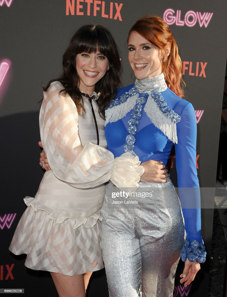 "Premiere Of Netflix's ""GLOW"" - Arrivals"
