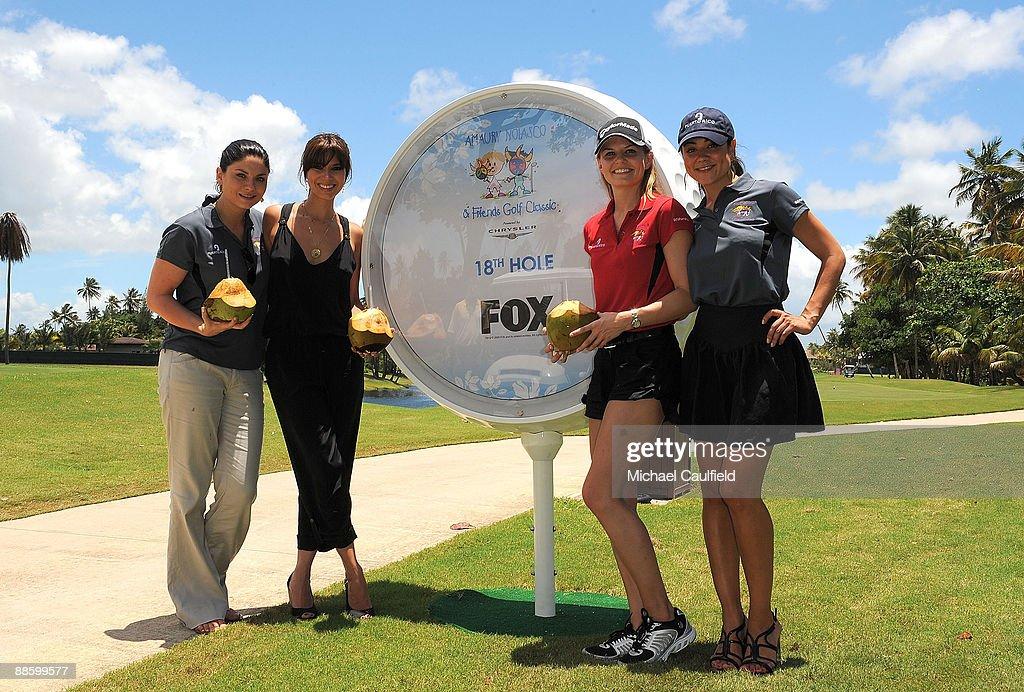 Amaury Nolasco And Friends Golf Classic : Fotografía de noticias