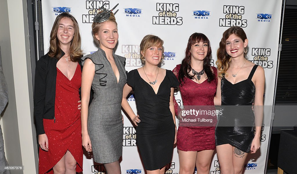 """""""King Of The Nerds"""" Season 3 Premiere Launch Party : News Photo"""