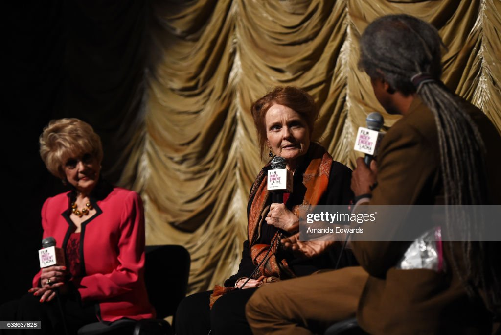 """Film Independent At LACMA Presents Screening And Q&A Of """"Guess Who's Coming To Dinner"""" : News Photo"""