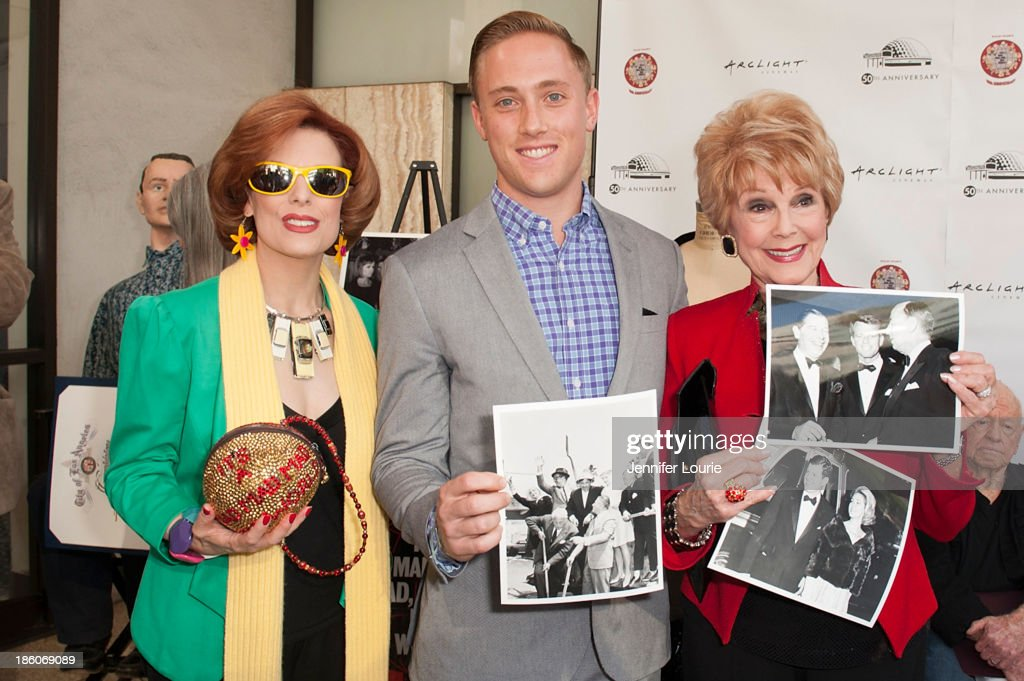 """50th Anniversary Screening And Celebration of Stanley Kramer's """"It's A Mad, Mad, Mad, Mad World"""" : News Photo"""