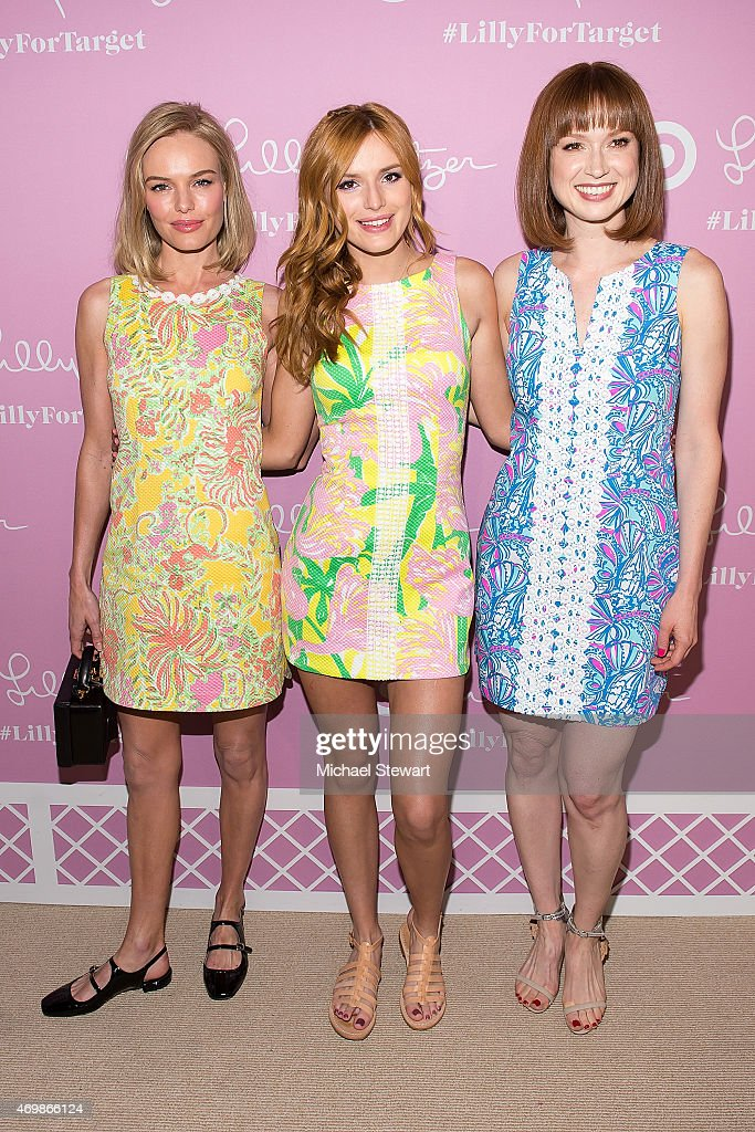 Lilly Pulitzer For Target Launch : News Photo
