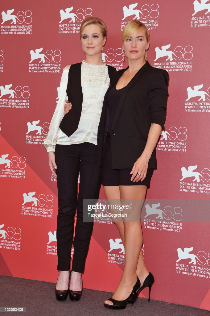 """Mildred Pierce"" Photocall - 68th Venice Film Festival : News Photo"