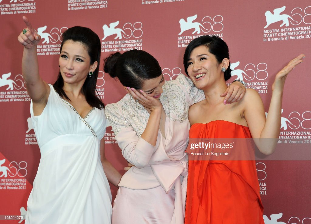 """Warriors Of The Rainbow: Seediq Bale"" Photocall - 68th Venice Film Festival : News Photo"