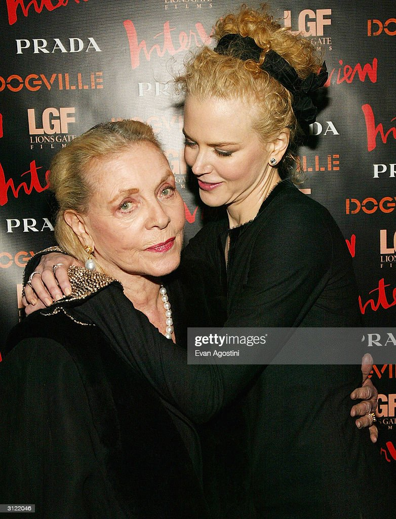 """New York Premiere Of """"Dogville"""" - Arrivals"""
