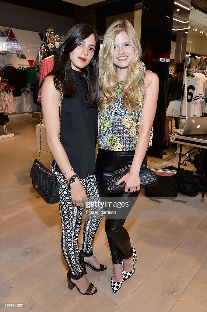 BAFTA Los Angeles And Sir Philip Green Celebrate The British New Wave At Topshop Topman At The Grove : Fotografía de noticias