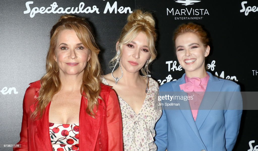 "MarVista Entertainment & Parkside Pictures With The Cinema Society Host A Screening Of ""The Year Of Spectacular Men"" - Arrivals"