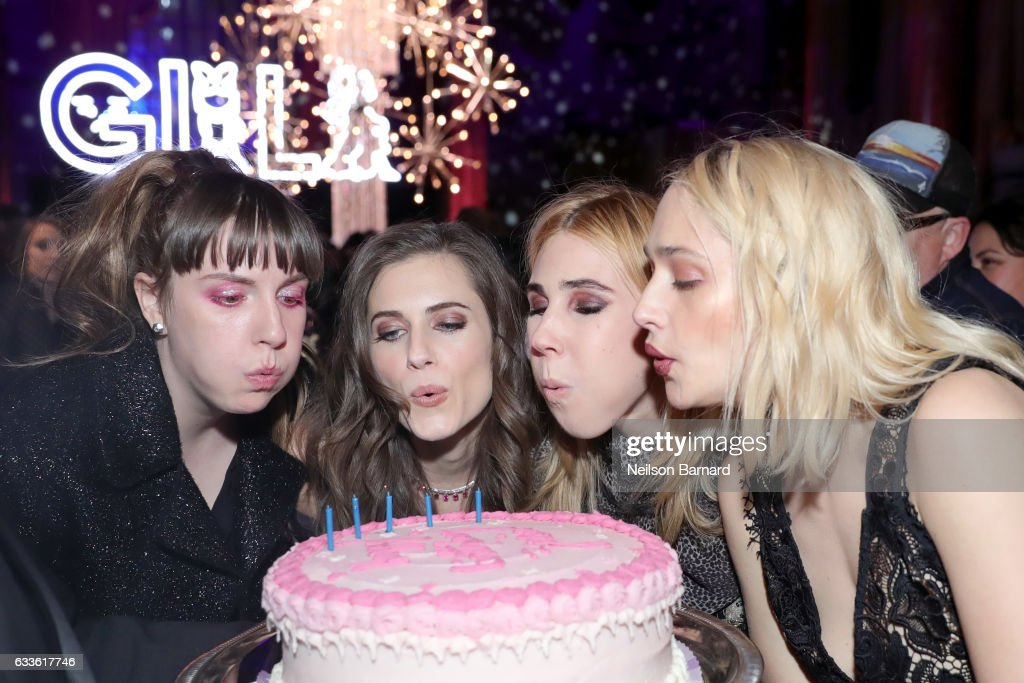 """The New York Premiere Of The Sixth & Final Season Of """"Girls"""" - After Party : News Photo"""