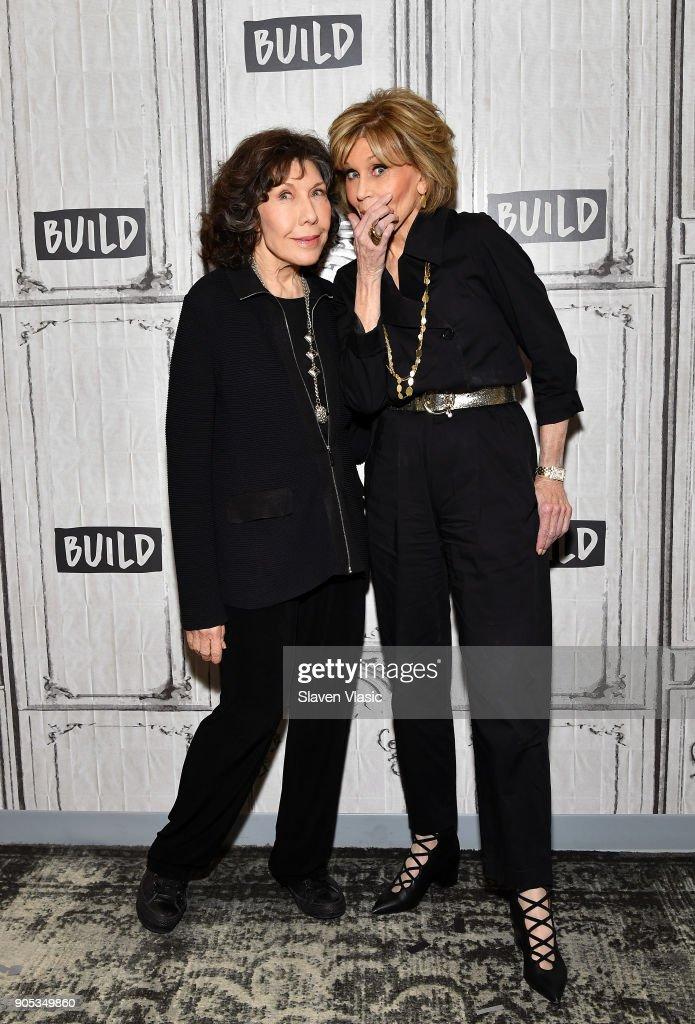 Celebrities Visit Build - January 15, 2018