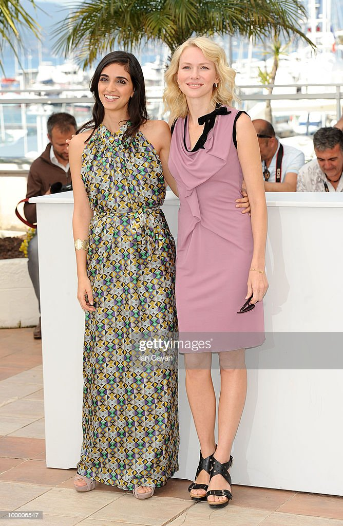Actresses Liraz Charhi and Naomi Watts attend the 'Fair Game' Photocall at the Palais des Festivals during the 63rd Annual Cannes Film Festival on May 20, 2010 in Cannes, France.