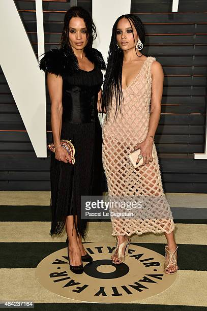 Zoe Kravitz And Lisa Bonet Premium Pictures Photos