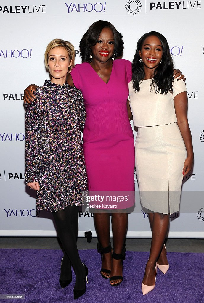 """PaleyLive NY: """"How To Get Away With Murder"""" : News Photo"""