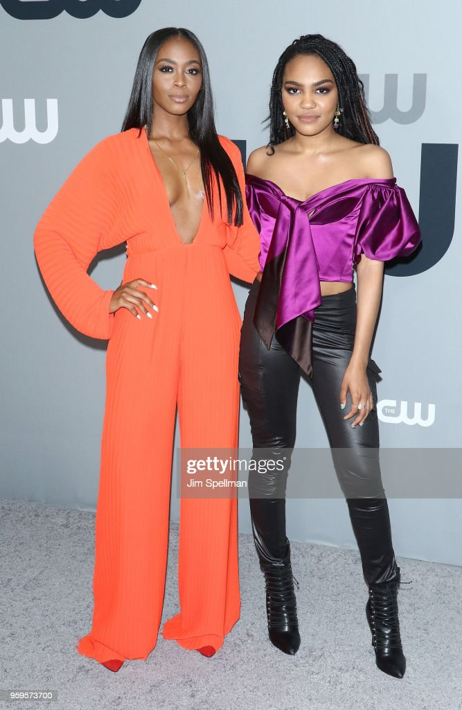 2018 CW Network Upfront : News Photo