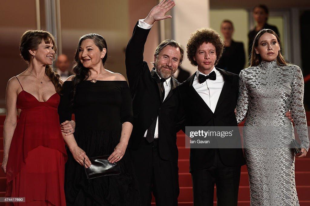 """Chronic"" Premiere - The 68th Annual Cannes Film Festival"