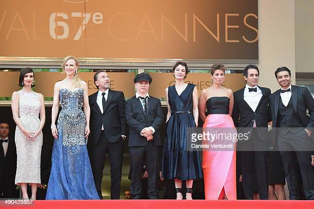 Actresses Paz Vega Nicole Kidman actor Tim Roth director Olivier Dahan Jeanne Balibar Pierre Ange Le Pogam Geraldine Somerville Arash Amel and Uday...