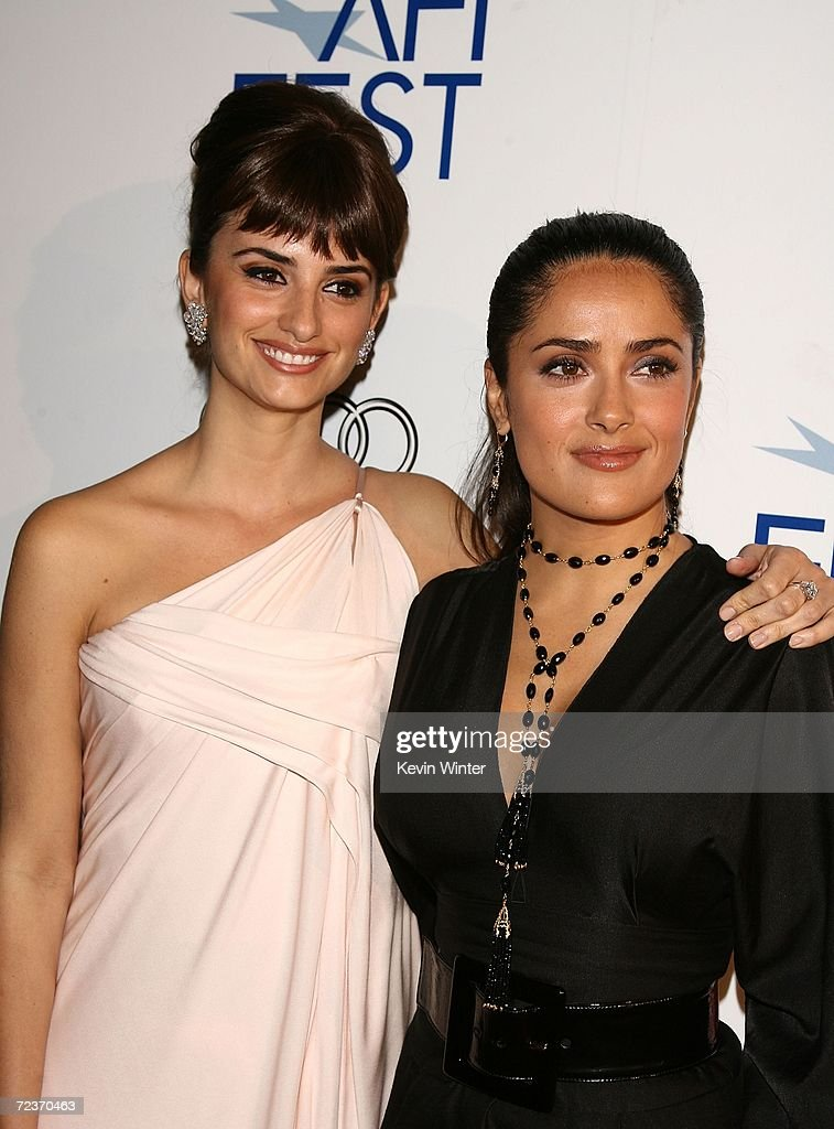AFI FEST 2006 presented by Audi Tribute To Penelope Cruz - Arrivals : News Photo